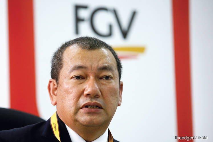 FGV主席Azhar自愿放弃董事费